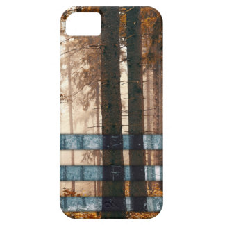 Forest autumn & winter iPhone 5 cover