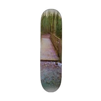 Forest Bridge Skateboard Decks
