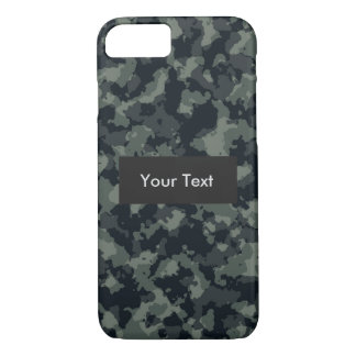 Forest Camouflage Customizable iPhone 8/7 Case