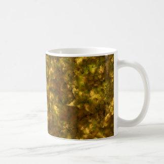 Forest Canopy Saturn Coffee Mug