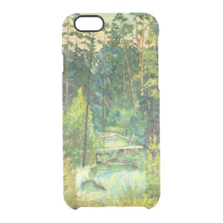 Forest Clear iPhone 6/6S Case