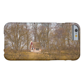 Forest cottage barely there iPhone 6 case