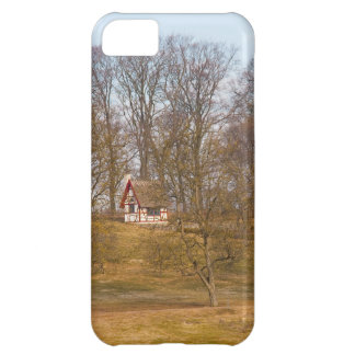 Forest cottage case for iPhone 5C