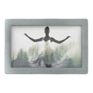 Forest Dancer Belt Buckles