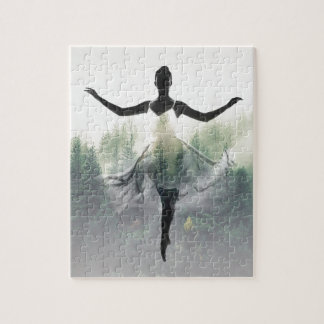 Forest Dancer Jigsaw Puzzle