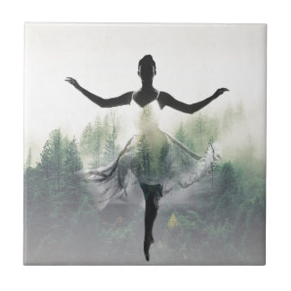 Forest Dancer Tile