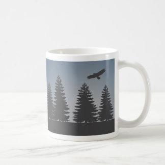Forest Dawn Coffee Mug