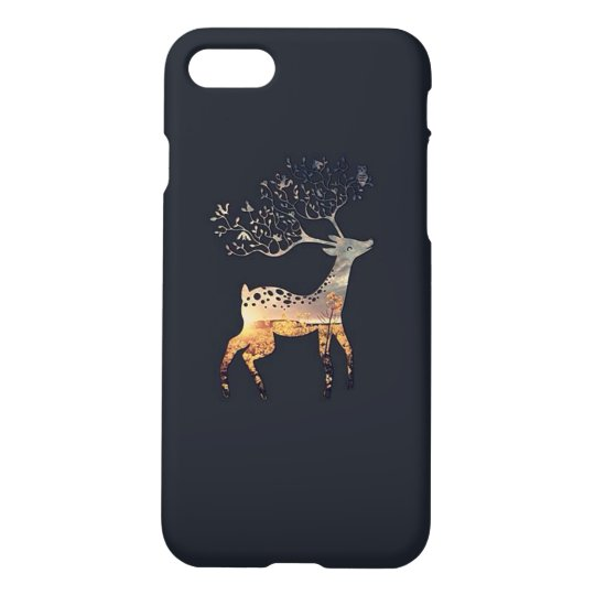 Forest Deer iPhone 7 Case
