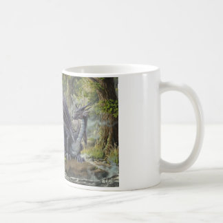 Forest Dragon -  by Marc-André Huot Coffee Mug