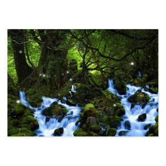 Forest Dreams Large Business Card