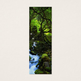 Forest dreams mini business card