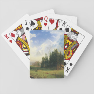 Forest Edge Playing Cards