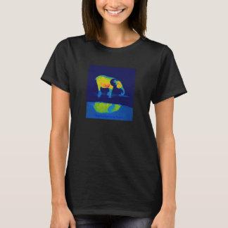 Forest Elephant Pool Reflection T-Shirt