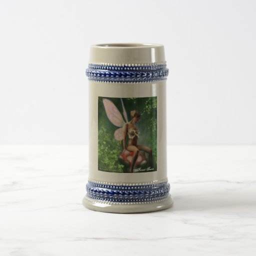 Forest Faerie Mugs
