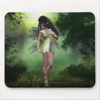 Forest Fairy Mousepad