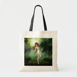 Forest Fairy Red Head Bag