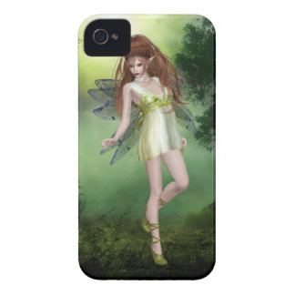 Forest Fairy Red Head Blackberry Bold Case