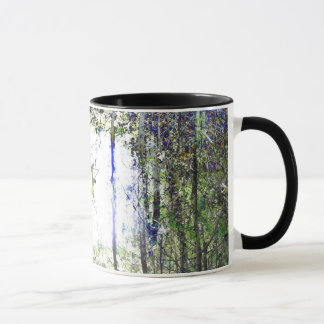 Forest Fantasy Symbol Mug