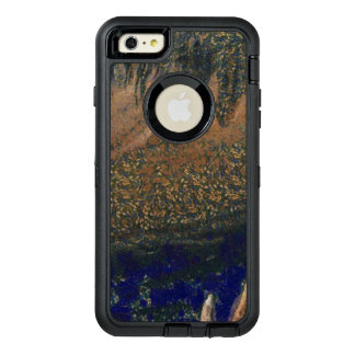 Forest floating on water reservoir OtterBox defender iPhone case