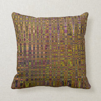 Forest Floor Tapestry Throw Pillow