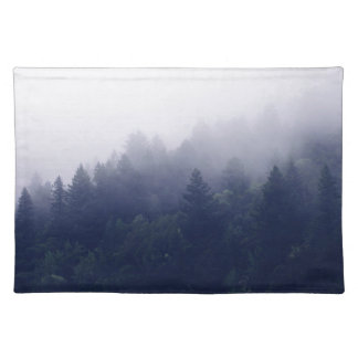 Forest Fog Placemat