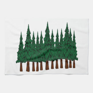 FOREST FOUNDERS KITCHEN TOWEL