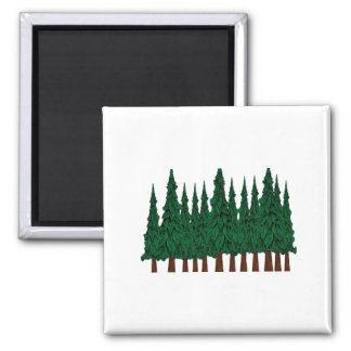 FOREST FOUNDERS MAGNET