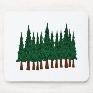 FOREST FOUNDERS MOUSE PAD