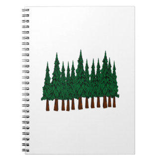 FOREST FOUNDERS NOTEBOOKS