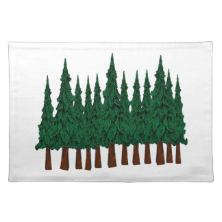 FOREST FOUNDERS PLACEMAT