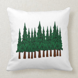 FOREST FOUNDERS THROW PILLOW
