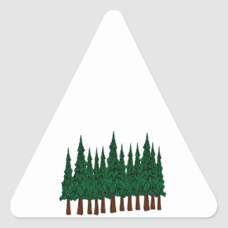 FOREST FOUNDERS TRIANGLE STICKER