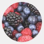 Forest Fruits Sticker