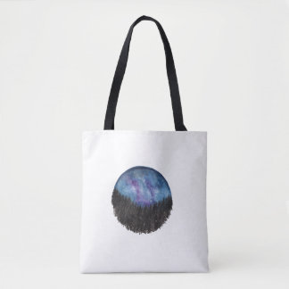 Forest Galaxy Tote Bag