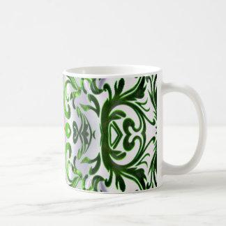 Forest Green Emerald Dream Coffee Mug