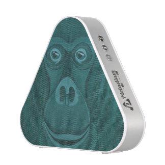 Forest Green Orangutan Speaker