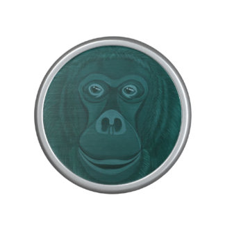 Forest Green Orangutan Speaker