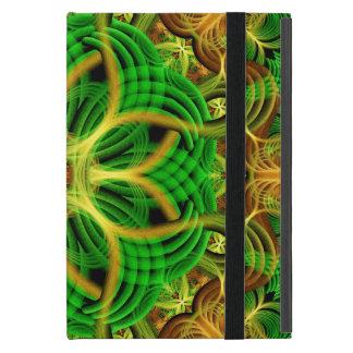 Forest Heart Mandala iPad Mini Covers
