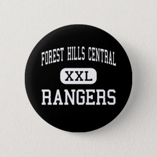 Forest Hills Central - Rangers - Grand Rapids 2 Inch Round Button