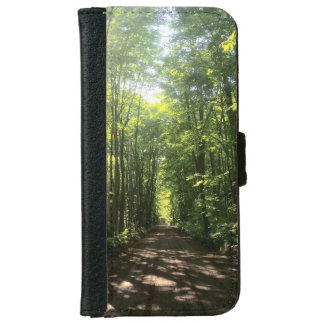 forest iphone 6 wallet case