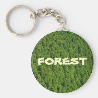 Forest Keychain