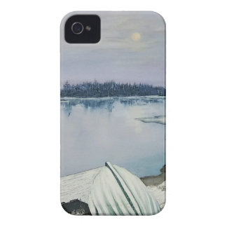 Forest lake iPhone 4 covers