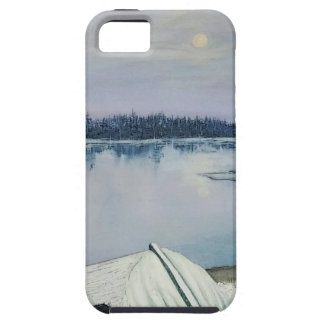 Forest lake iPhone 5 case