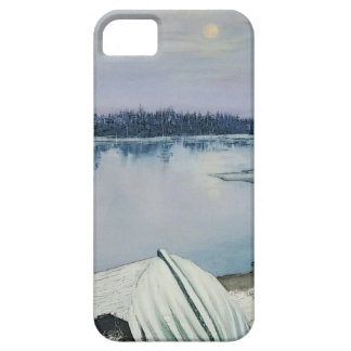 Forest lake iPhone 5 cover