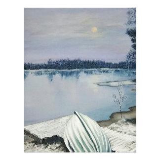 Forest lake letterhead