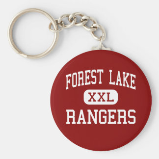 Forest Lake - Rangers - High - Forest Lake Keychain