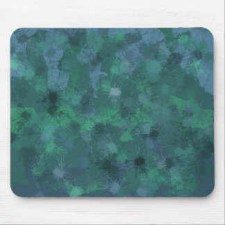 Forest Light Mouse Pad