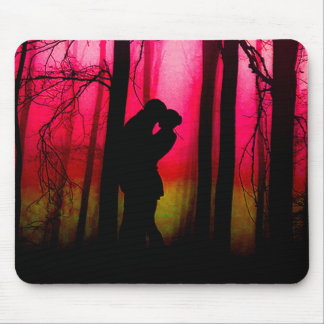 Forest Lovers Mouse Pad