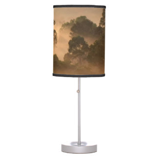 Forest Mist 1 Table Lamp