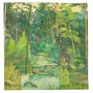 Forest Napkin